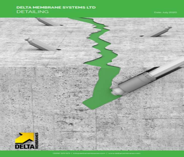 Detailing – Continuity waterproofing/Reducing Risk