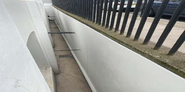 Lightwell Waterproofing Solution – Case study