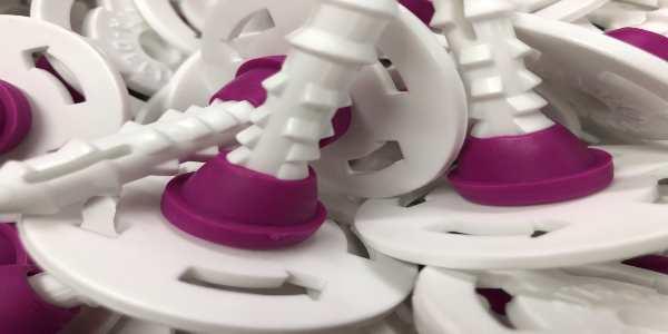 Ultra Fix, the ultimate membrane Fixing Plug