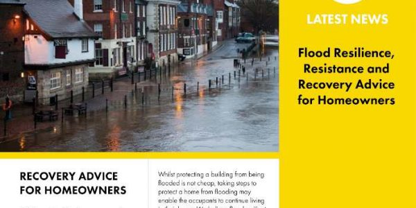 Flood Defence/Protection Advice for Homeowners