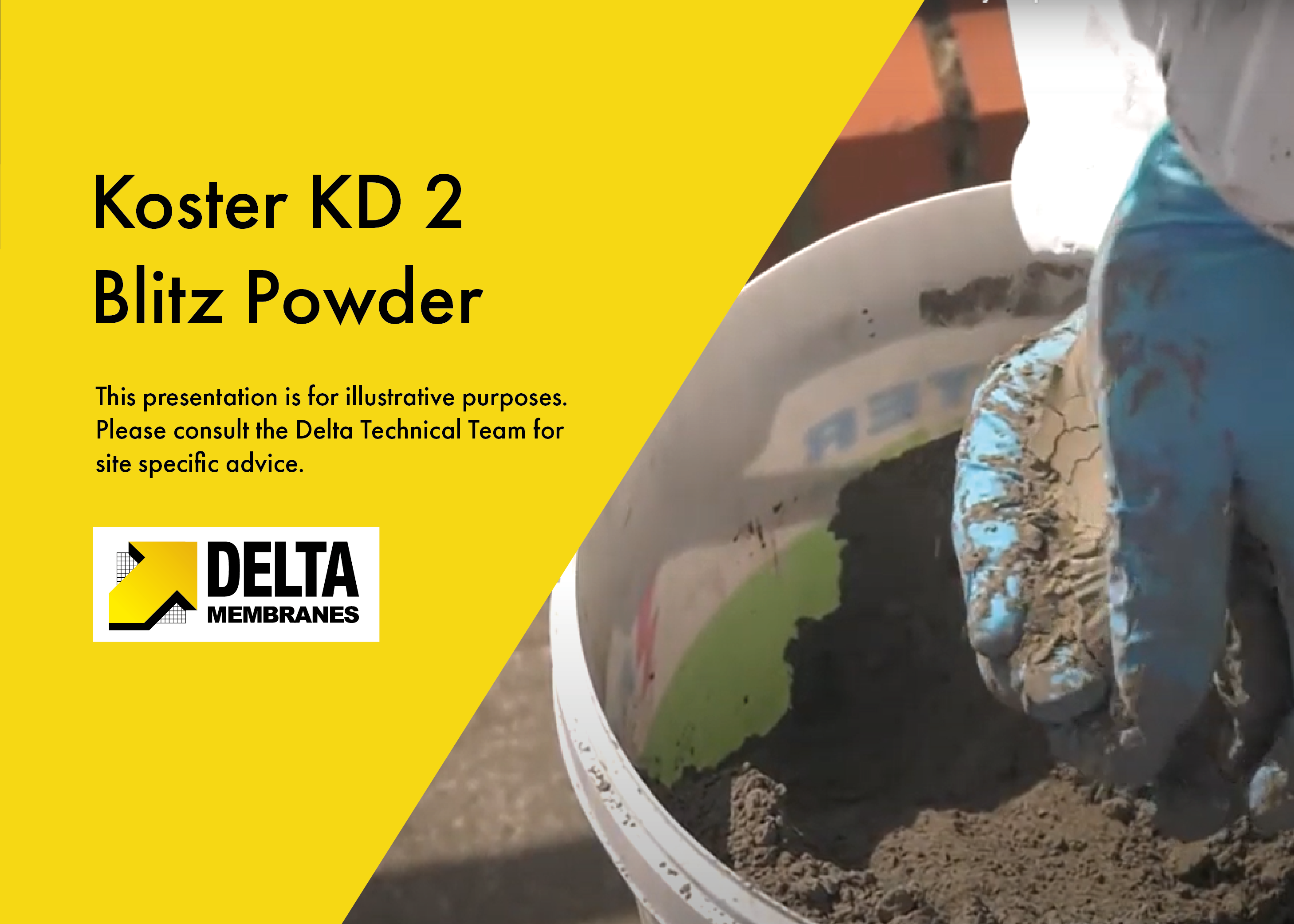 """""""How To"""" Video Guide – Koster KD 2 Blitz Powder"""