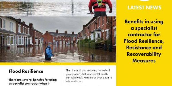 Benefits of using Specialists for Flood Systems