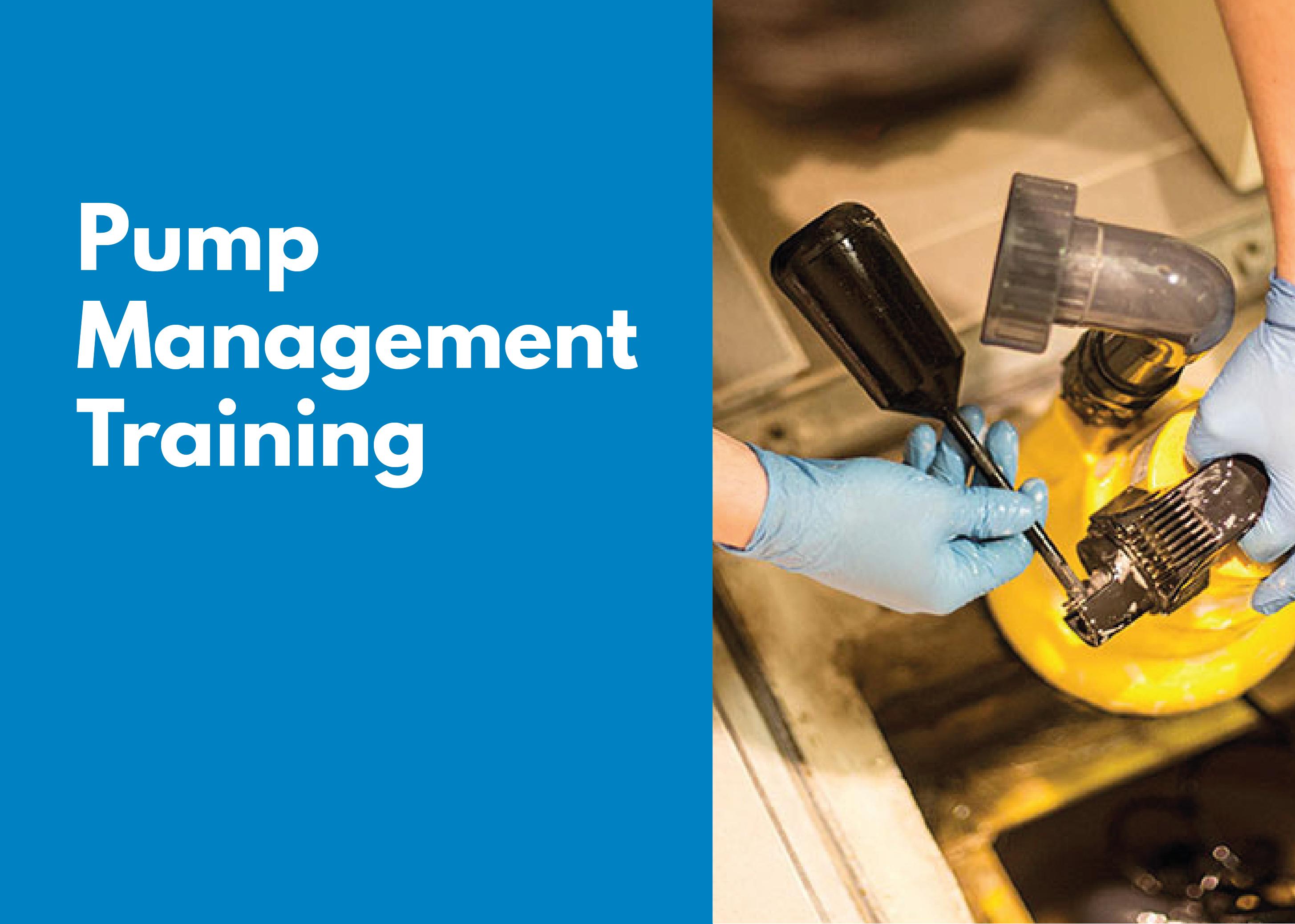 Sump Pump Installation Training Course