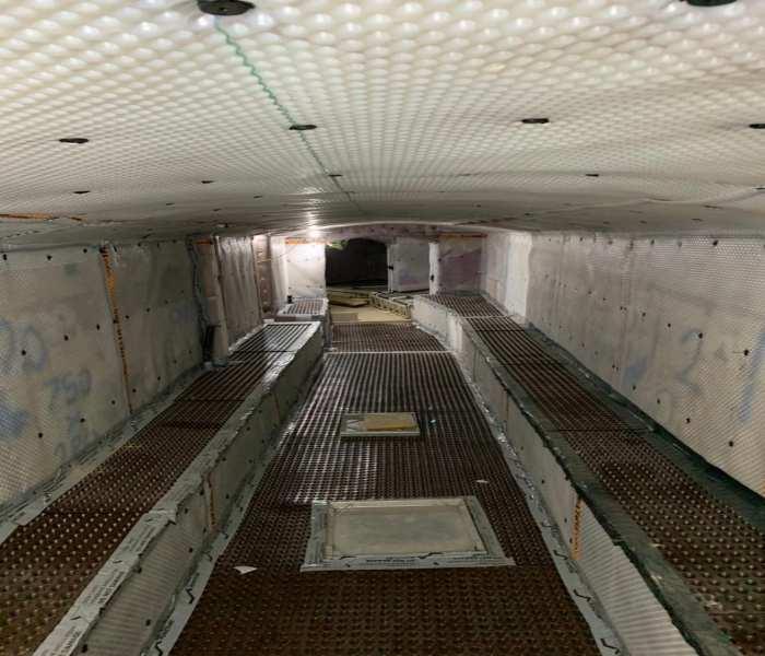 Type C, Cavity Drainage Waterproofing Solution