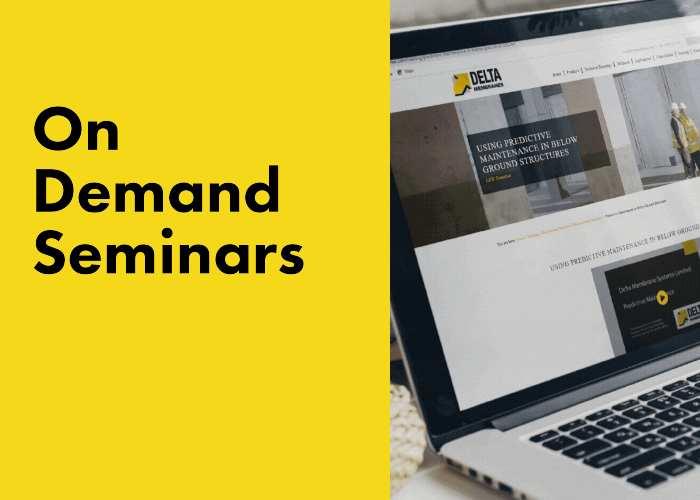 Delta Membranes Pre Recorded Seminars