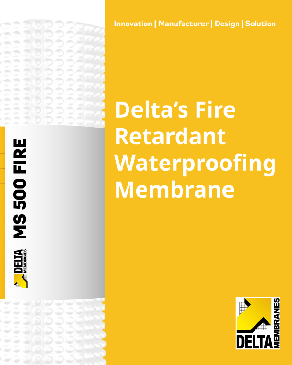 Delta MS 500 Fire Retardant