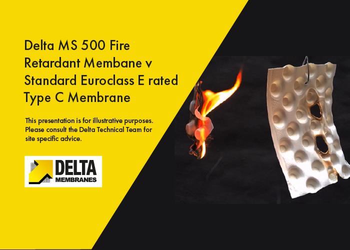 Comparison Test of Delta MS 500 Fire