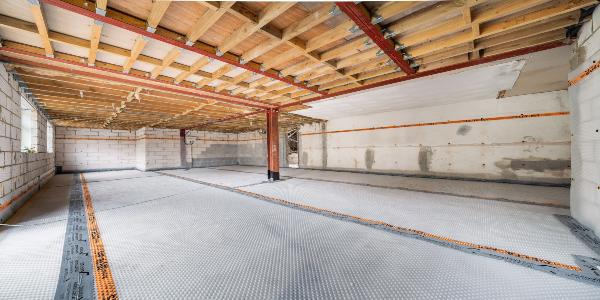 Structural Waterproofing – Private Residence Basement